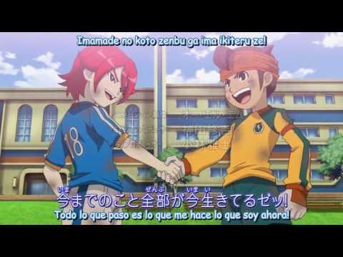 Inazuma Eleven Opening 4 Sub esp