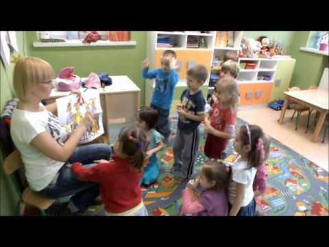 Deutsch als Fremdsprache im Kindergarten