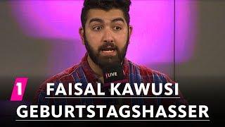 Faisal Kawusi: Geburtstagshasser