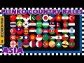 Marble Race Plinko Country Balls World Tournament Asia Race 3 Of 6 Season 2 Algodoo mp3