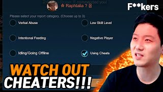 Let's Destroy MLBB Cheaters | Mobile Legends