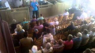 Samenzang Kerkje aan de Zee 30 juli