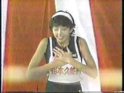 相本久美子/1979年オールスター秋の大運動会女子走り高跳び