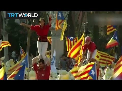 Catalonia Referendum: Spanish region calls for vote of independence