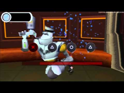 Secret Agent Clank PSP - Part 10: The Casino - Following The Star