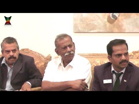 Summary of Maher AlJuhani speech about Blind Charitable Society in Medina