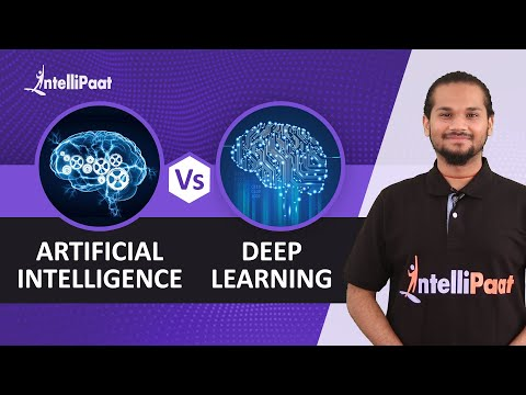 Artificial Intelligence vs Deep Learning   Ai vs Dl   Intellipaat