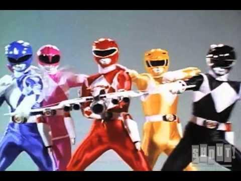 Breaking Bad's Bryan Cranston on Power Rangers