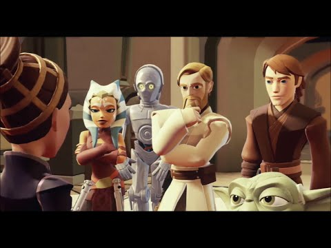 Disney Infinity 3.0 Twilight of the Republic - Complete Gameplay Walkthrough