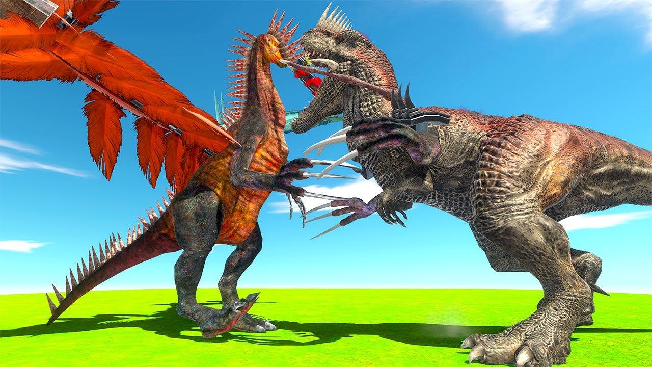 My OVERPOWERED Unit vs Viewers Creation - Animal Revolt Battle Simulator