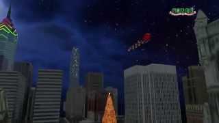 2014 Norad Tracks Santa Trailer