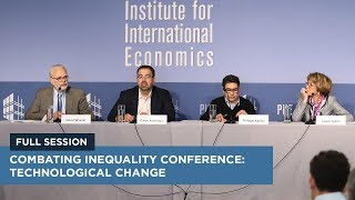Peterson Institute for International Economics: Combating Inequality Conference: Technological Change