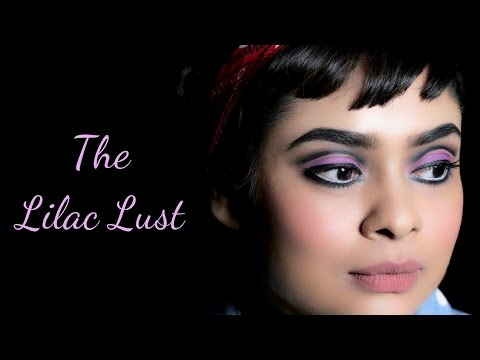 How to Do a Dramatic Cut Crease Makeup Look   Modern Twiggy Look
