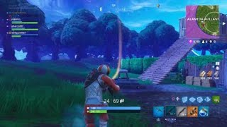 The biggest bug disappears weapon from my Fortnite Wifiquill7646 inventory