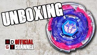 Cosmic Pegasus F:D Unboxing - Beyblade Legends Hyperblades