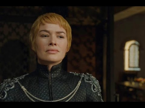 Game of Thrones Season 6 Behind The Scenes: Cersei Lannister (Lena Headey)