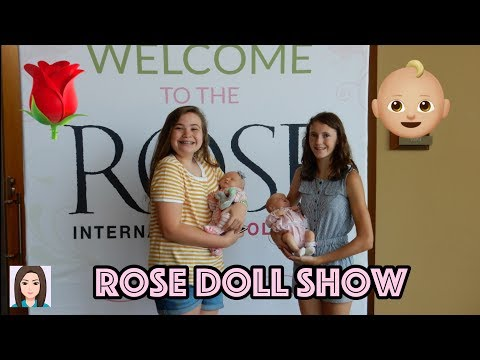 ROSE Doll Show!