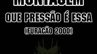 Gambar cover MONTAGEM - QUE PRESSÃO É ESSA - veronica costa