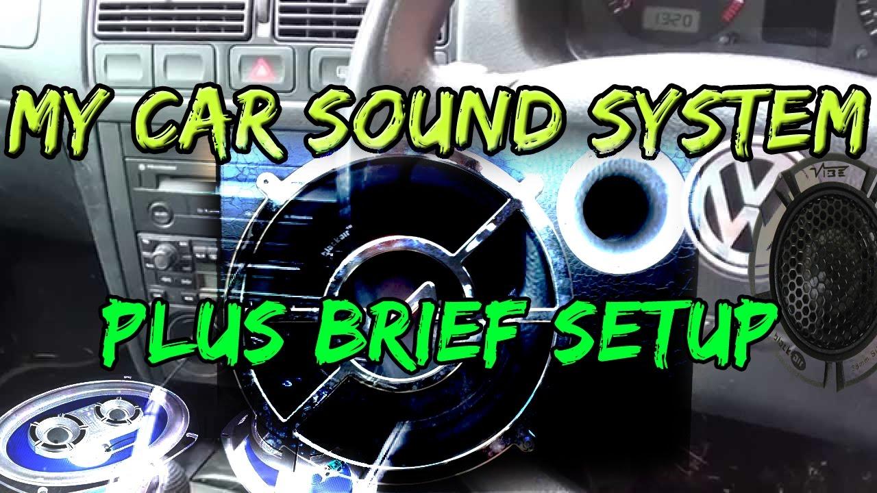 car sound system setup. car sound system setup car sound system setup l
