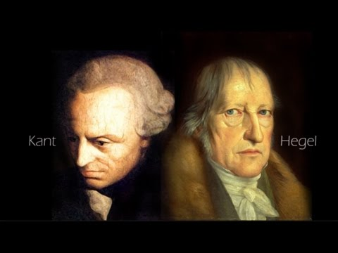 Western Philosophy: Kant and Hegel
