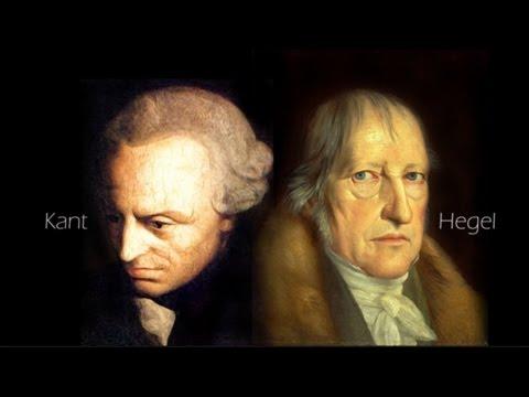 Western Philosophy: Kant and Hegel