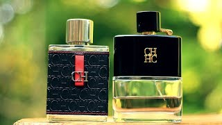 CAROLINA HERRERA CH MEN VS CH MEN PRIVE | BEST LEATHER DESIGNER SCENTS