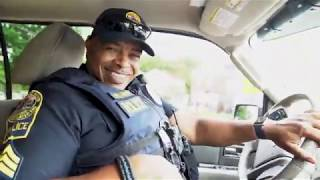 Mount Rainier Police Department Ride Along with Sgt. Williams
