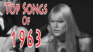 Top Songs of 1963