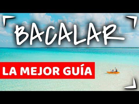 BACALAR 🔴GUIA COMPLETA ► QUE HACER EN BACALAR en 2 - 3 dias ✅PADDLE, VELERO y más► LAGUNA de BACALAR