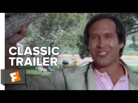 National Lampoon's Vacation (1983) Official Trailer - Chevy
