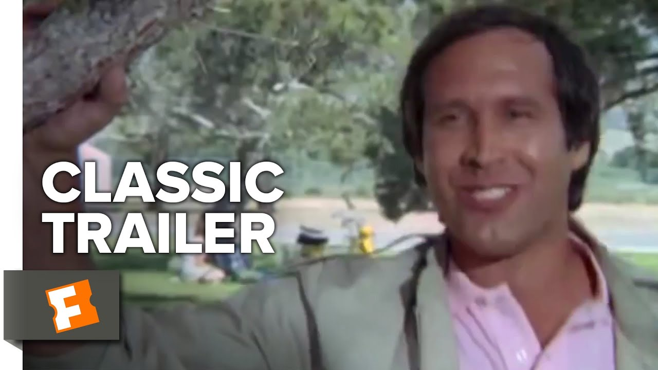 National Lampoon S Vacation 1983 Official Trailer Chevy Chase Comedy Movie Hd Youtube