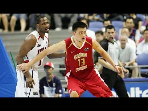 China vs USA 2006 FIBA Basketball World Championship Group Match FULL GAME