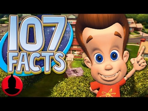 107 Jimmy Neutron Facts YOU Should Know! - (107 Facts S5 E25) | ChannelFrederator