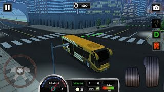 New Vehicle Unlocked Bus Simulator Free 2018