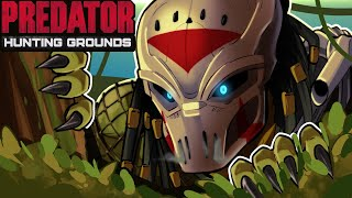 PREDATOR HUNTING GROUNDS - MY FIRST GAMES EVER! 4V1