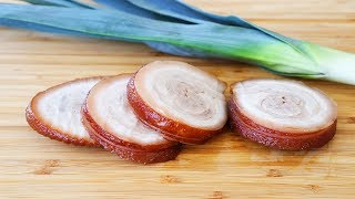 Japanese Rolled Pork Chashu, CiCi Li - Asian Home Cooking Recipes