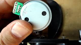 Emerson NR303TT 3-Speed Turntable Repair.