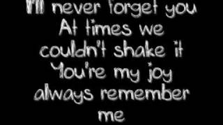 The Noisettes - Never Forget You [lyrics]