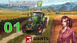 Landwirtschafts Simulator 2017 #1 (Deutsch) - Start mit Problemen * Let's Play Ls 17