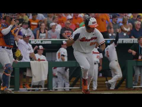 2018 Oregon State Baseball Intro Video - Version 1