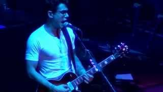 John Mayer-I'm Gonna Find Another You live in Tokyo Japan 2014