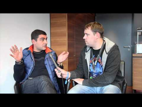 Virtus Pro CEO - VP.Sneg1 interview from ESL One