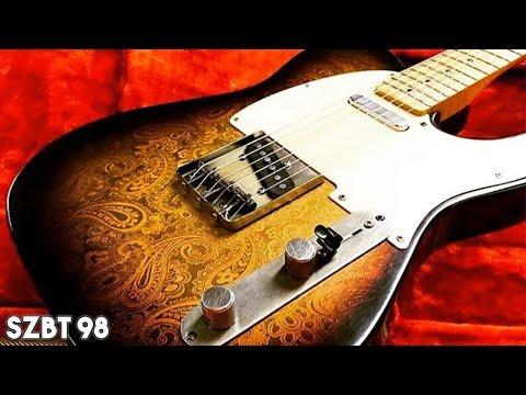 Soft Bluesy Groove Backing Track in G minor | #SZBT 98