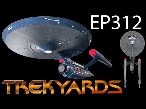 Trekyards EP312 - Enterprise 1701 (Discovery) (First Breakdown)