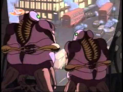 GODZILLA®: The Series S1E14  Monster Wars, Part 3
