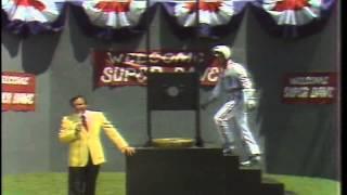 Super Dave Osborne's Guillotine Stunt
