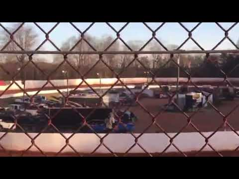East Lincoln speedway Stanley North Carolina