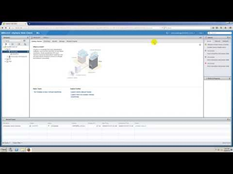 Unregister a Virtual Machine from the vCenter Server