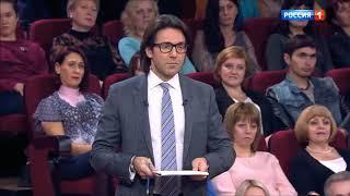 Александр Невзоров в программе 'Малахов  Прямой эфир'