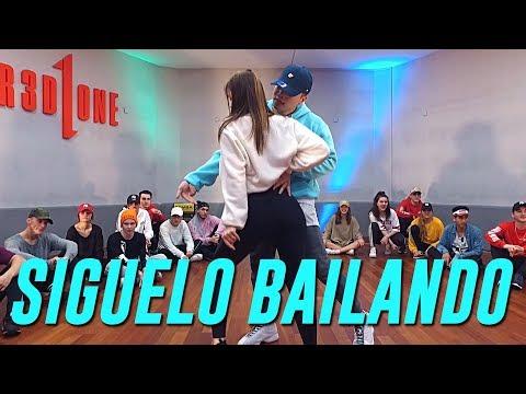 "Ozuna ""SIGUELO BAILANDO"" Choreography By Duc Anh Tran"